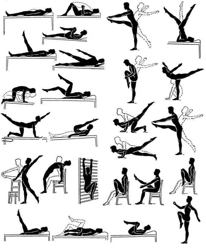 Упражнения при хроническом простатите кегеля